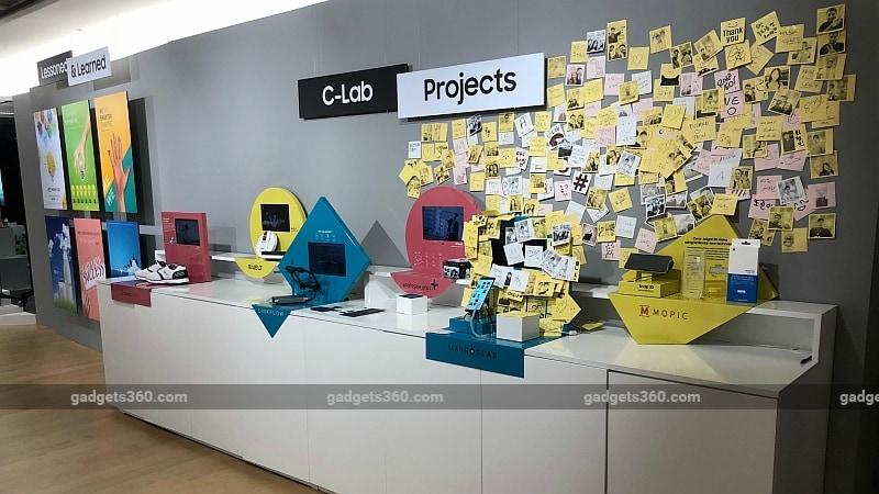 samsung c lab projects gadgets 360 Samsung C-Lab