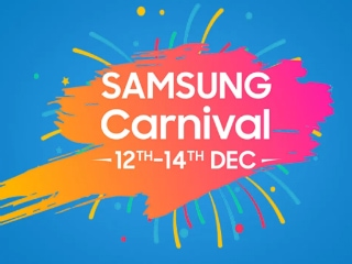 Samsung Galaxy A50, Galaxy A70, Galaxy S9, and More Get Discounts During Samsung Carnival Sale on Flipkart
