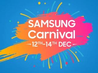 Flipkart-ன் Samsung Carnival Sale-ல் தள்ளுபடி விலையில் ஸ்மார்ட்போன்கள்!