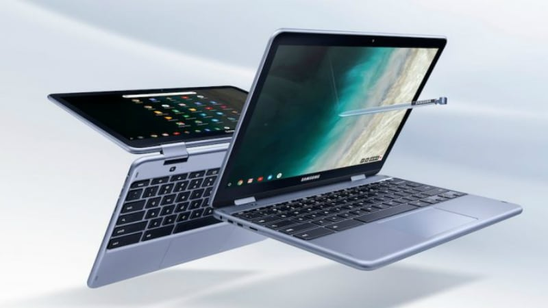 Samsung Chromebook Plus (V2) With Built-In Pen Launched, Goes on Sale From June 24