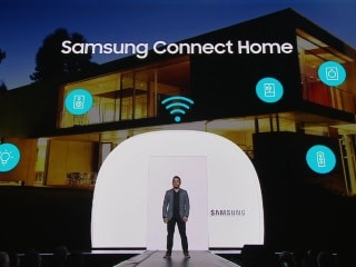 Samsung Connect Home Mesh Wi-Fi Routers Launched With SmartThings Integration