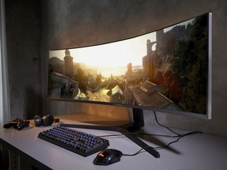 Samsung Showcases New Monitors for Gamers, Professionals Ahead of CES 2019