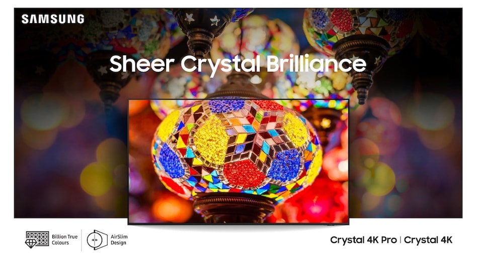 What Makes Samsung's Crystal 4K Better than Normal 4K TVs?