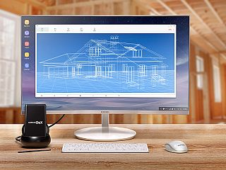 Samsung's DeX Mobile-to-PC Transition Tool Can Soon Run Linux Desktops