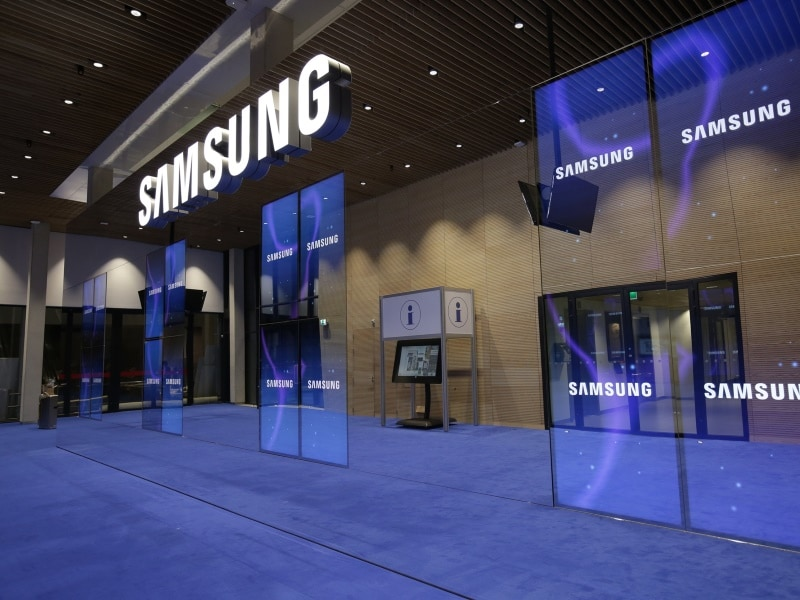 Samsung Backs Away From Planned Corporate Restructuring