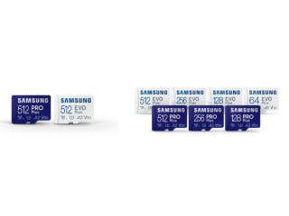 Samsung Pro Plus, Evo Plus MicroSD Cards With Six-Proof Protection Launched