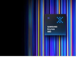 Samsung Unveils Exynos 880 SoC With Integrated 5G Modem, AI Capabilities for Mid-Range Smartphones