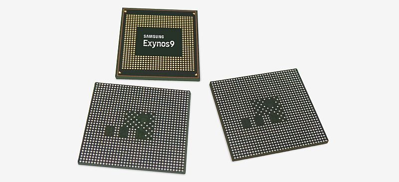 Samsung Exynos 9 Series 9810 SoC Launched, Based on 10nm FinFET Process