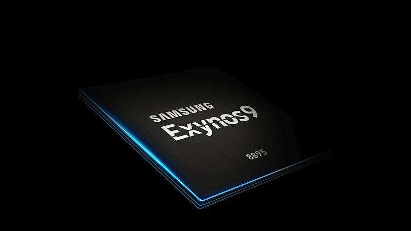 Samsung Exynos 9 Series 8895 Octa-Core SoC Launched