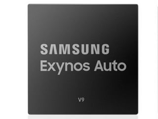 Samsung to Supply Exynos Auto V9 for Audi's In-Vehicle Infotainment System