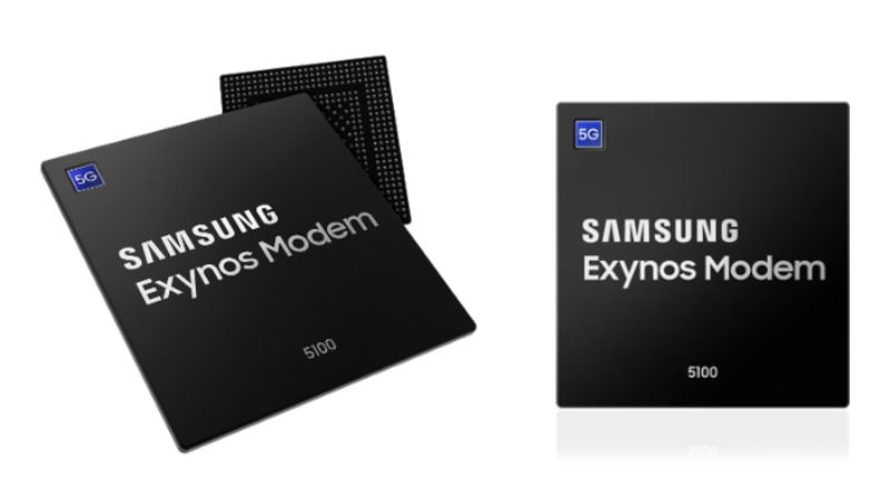 Samsung's Exynos Modem 5100 reveals 5G for future Galaxy models