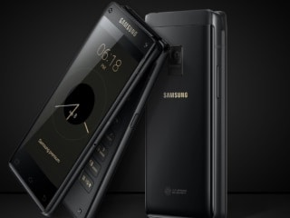 samsung flip phones 2017. samsung flip phone sm-g9298 with dual displays launched in china | technology news phones 2017 a