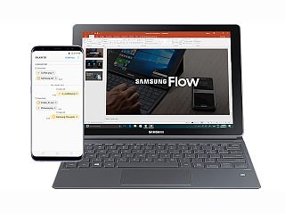 Samsung Flow Now Lets You Unlock Windows 10 PCs With Your Phone, Tablet