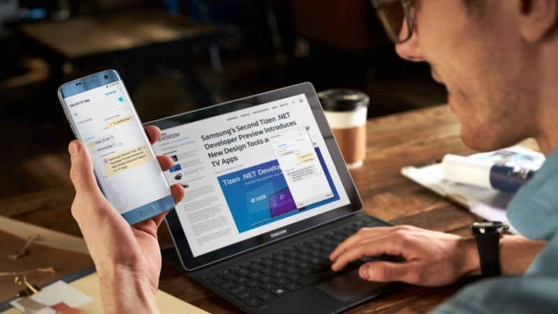 Samsung Flow App Will Get Support for Windows 10 and More Galaxy Devices, Company Confirms