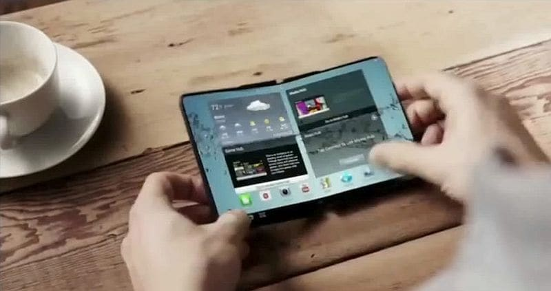 Samsung's Foldable Smartphone May Be Called Galaxy X, Hints New Trademark