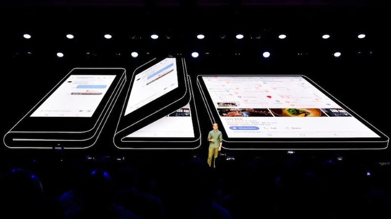Samsung फोल्डेबल फोन का 5जी वेरिएंट भी होगा: रिपोर्ट