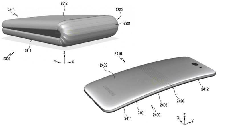 This Is What Samsung's Foldable Phone Could Look Like