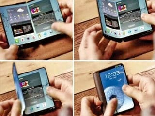 Samsung's Foldable Smartphone Will Be a Tablet That Can Be Folded Into a Phone, Confirms CEO DJ Koh