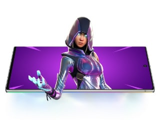 Samsung Releases Exclusive Fortnite Glow Outfit, Levitate Emote for Select Galaxy Devices