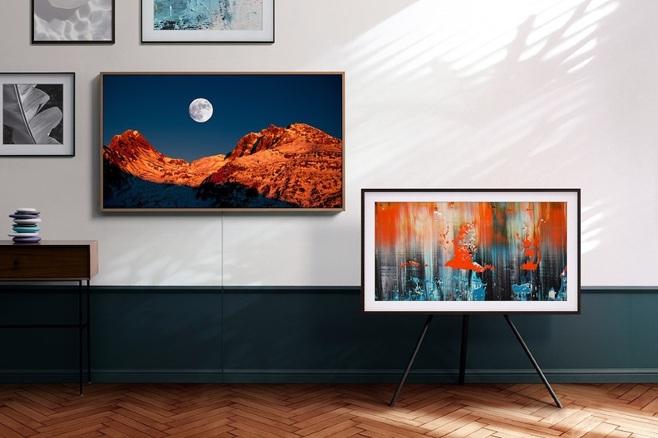 Samsung Frame TV 2020 Lineup, New Smart TV Models Launched in India