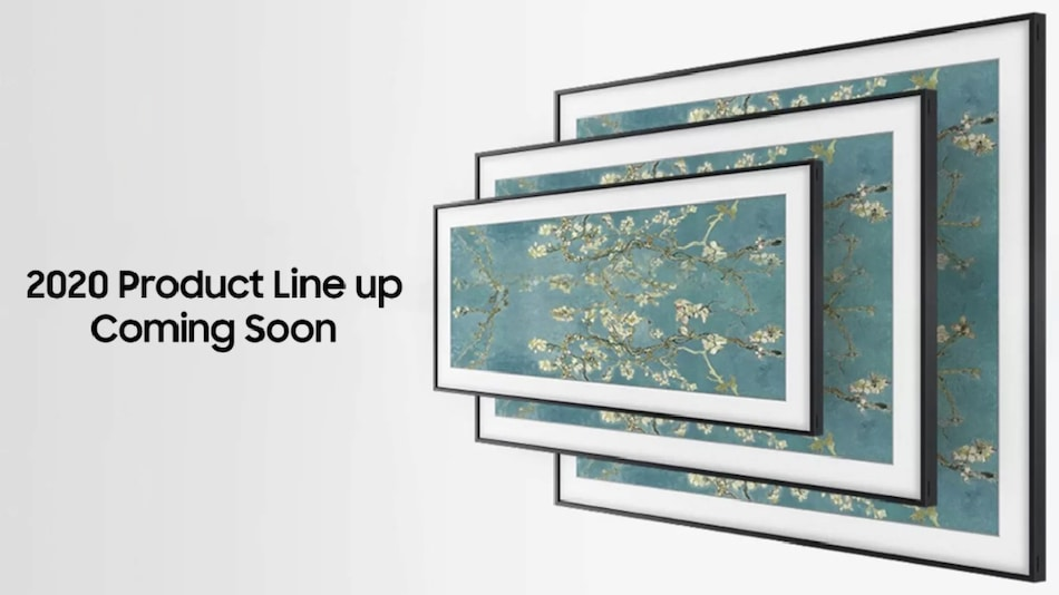 Samsung Frame TV 2020 Lineup Set to Launch in India Next Week, Flipkart Teases Availability