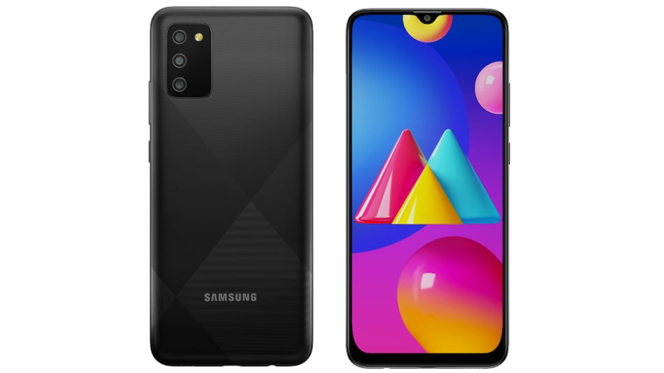 Samsung Galaxy M02s With 5,000mAh Battery, Triple Rear Cameras Launched in India: Price, Specifications