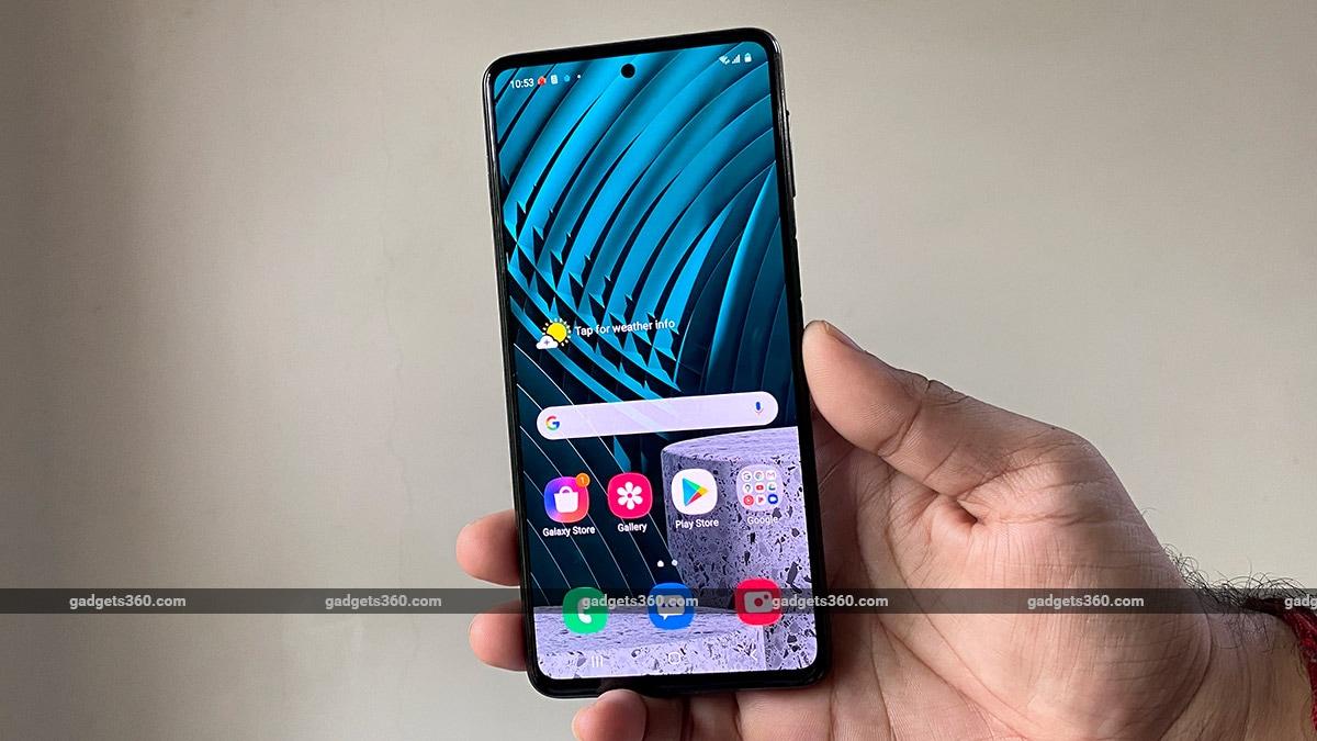 Đánh giá Samsung Galaxy M31s |  NDTV Gadgets 360