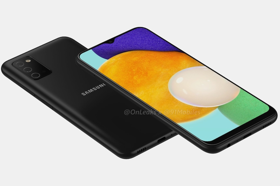 Samsung Galaxy A03s Price, Colour Options Leak Ahead of Launch
