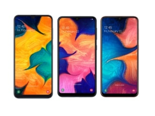 Samsung Galaxy A30, Galaxy A20, Galaxy A10 Price in India Cut by Up to Rs. 1,500