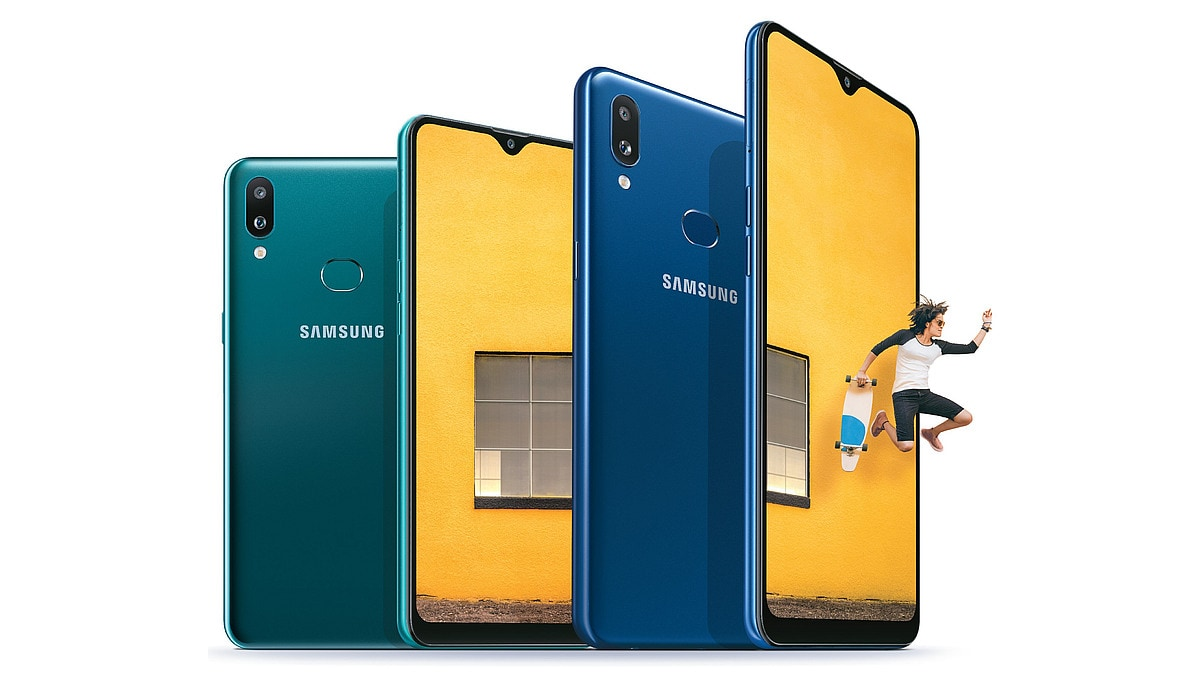 Samsung Galaxy A10s Starts Receiving Android 10-Based One UI 2.0 Update: Report
