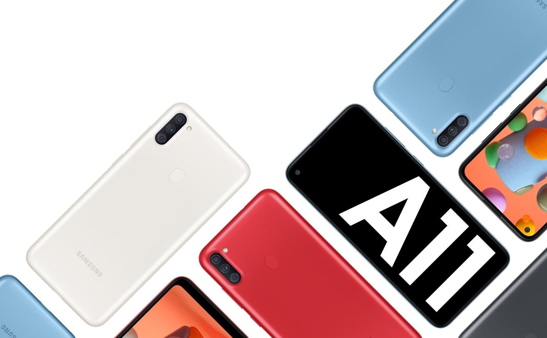 Samsung Galaxy A11, Galaxy A41 Price Revealed