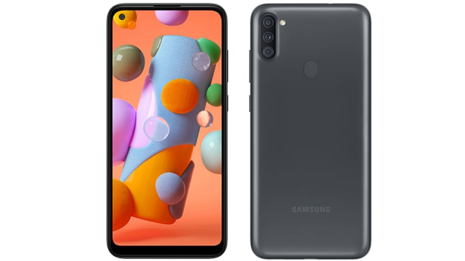 Samsung Galaxy A11 With Hole-Punch Display, Triple Rear Cameras Goes Official