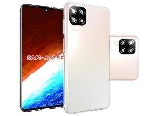 Samsung Galaxy A12 5G Leaked Case Renders Suggest Waterdrop-Style Display, Square-Shaped Camera Module