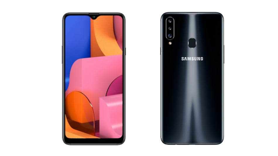 Samsung Galaxy A20s Price in India Cut for 4GB RAM Variant, Now Available at Rs. 12,999