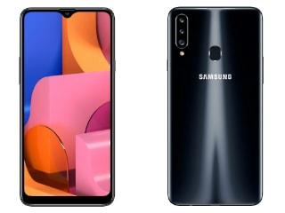 அதிரடி விலைக்குறைப்பில் Samsung Galaxy A20s...!