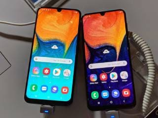 Samsung Galaxy A50, Galaxy A30 to Go on Sale for First Time in India Tonight