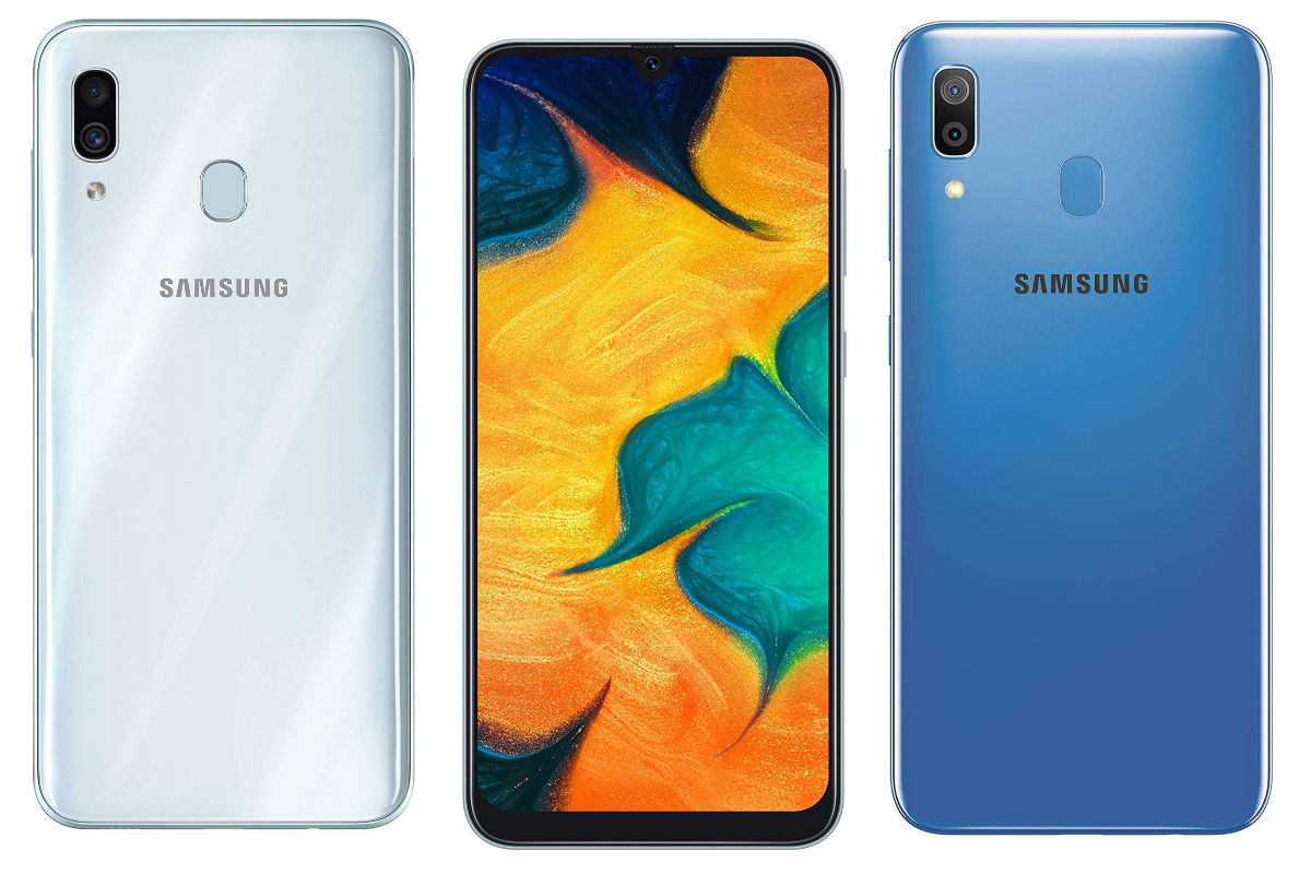 Samsung Galaxy A30 Update Brings July Android Security Patch