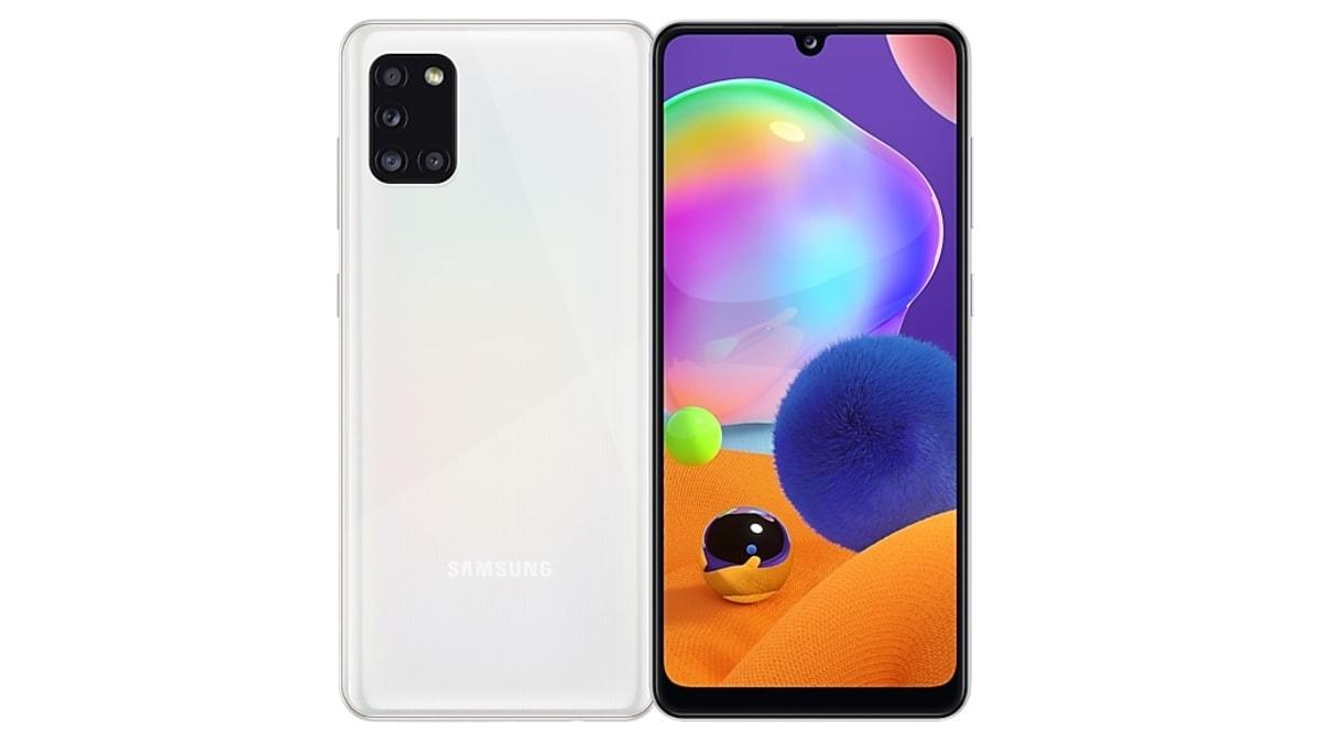 Samsung Galaxy A31 भारत में हुआ लॉन्च, चार रियर कैमरे और फिंगरप्रिंट सेंसर के साथ और भी है कई खासियतें
