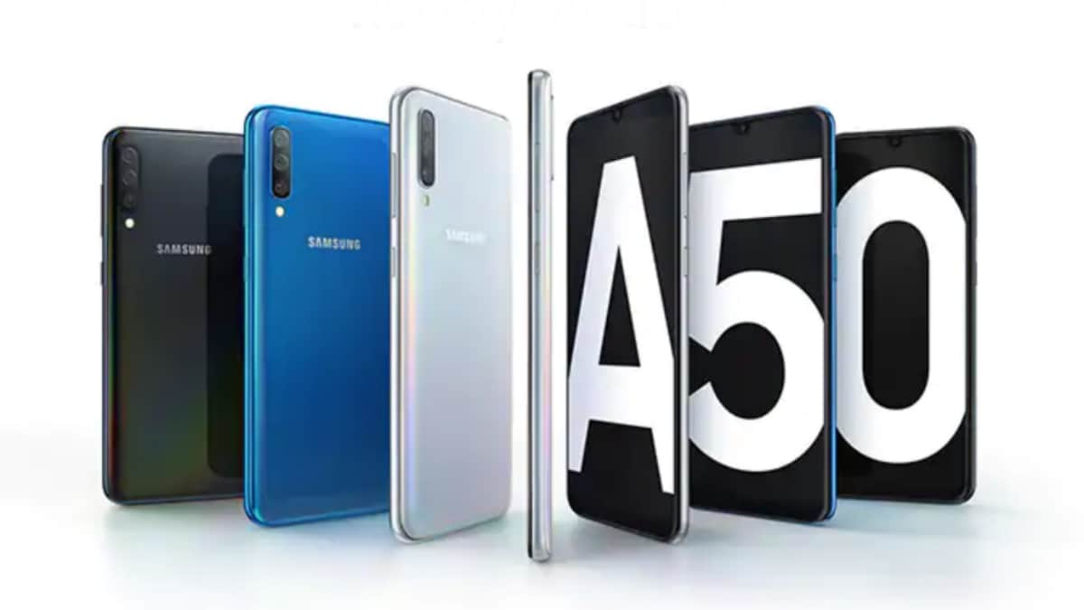 Samsung Galaxy A50 Price in India Cut, Now Starts at Rs. 18,490