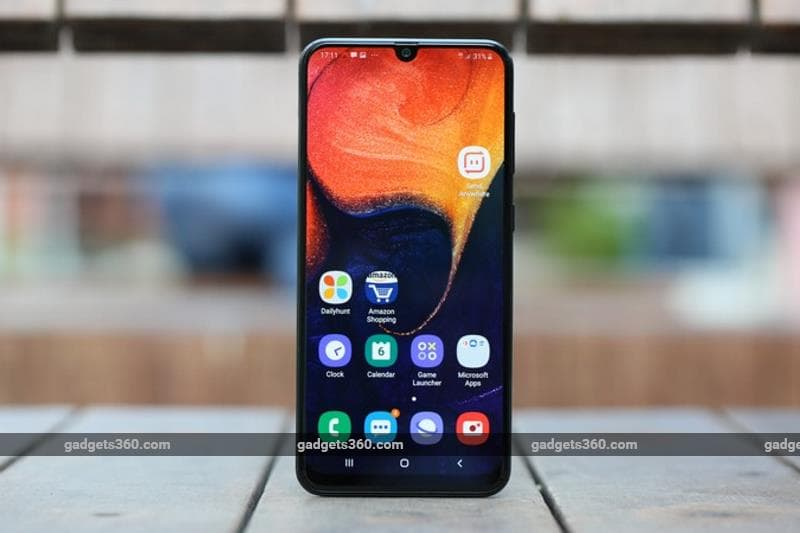 Samsung Galaxy A50 Review | NDTV Gadgets360 com