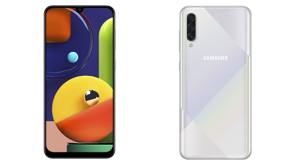 Samsung Galaxy A50s Starts Receiving One UI 2.5 Update With November 2020 Security Patch: Report