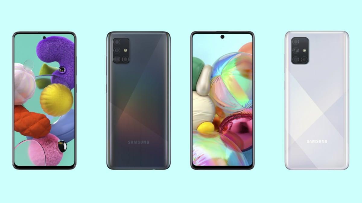 Samsung Galaxy A51 और Samsung Galaxy A71 जल्द होंगे भारत में लॉन्च, सैमसंग इंडिया की वेबसाइट पर टीज़र लाइव