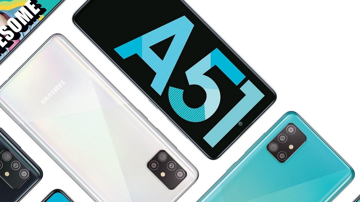জনপ্রিয়তম ফোনের তকমা ছিনিয়ে নিল Samsung Galaxy A51