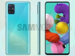 Samsung Galaxy A51 से 12 दिसंबर को उठ सकता है पर्दा, तस्वीरें लीक