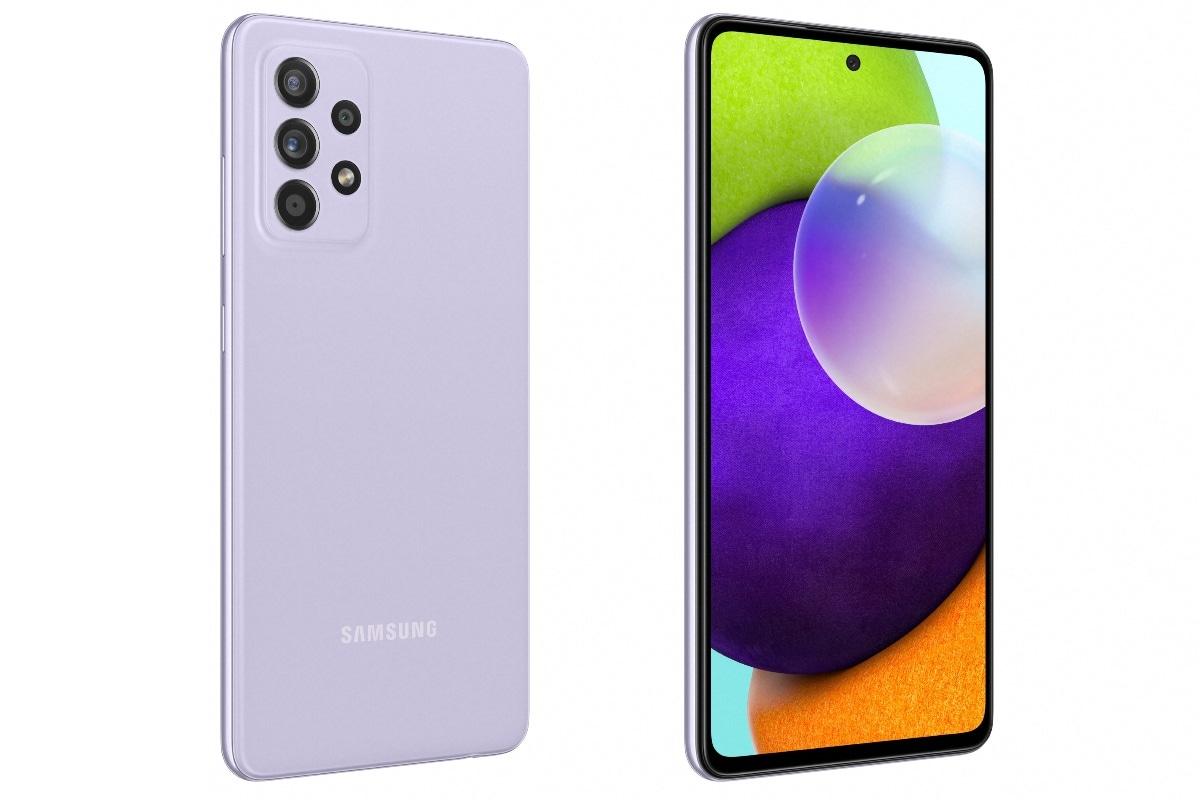 samsung galaxy a52 image 1 Samsung Galaxy A52