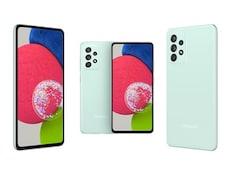 8GB रैम Samsung Galaxy A52s 5G वेरिएंट को मिला नया मिंट कलर ऑप्शन, जानें कीमत