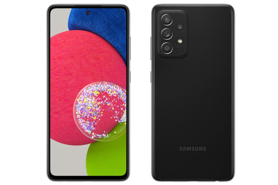 Samsung Galaxy A52s 5G Price in India Leaked via Amazon Listing Ahead of Launch: Report