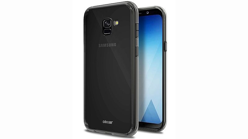 Samsung Galaxy A5 (2018) Case Renders Leaked, Giving a Glimpse of Design