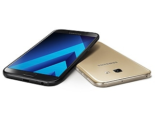 Samsung Galaxy A5 (2017), Galaxy A7 (2017) to Go on Sale in India Today