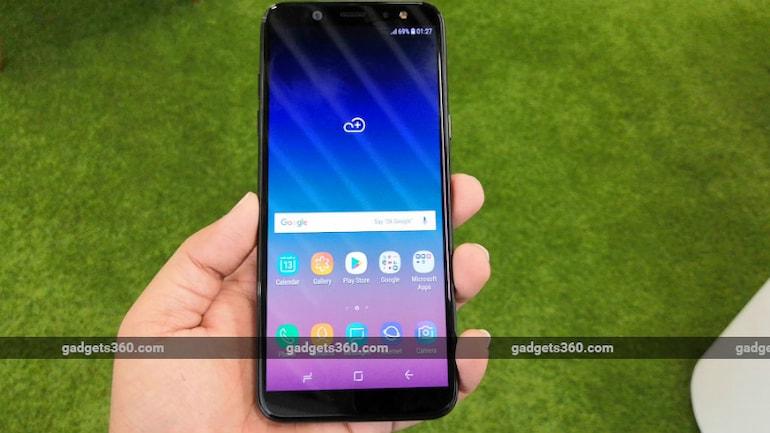 Samsung Galaxy A6, Galaxy A6+ स्मार्टफोन भारत में लॉन्च, जानें इनके बारे में